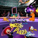 MAGICA & THE PUZZLE PLAZA
