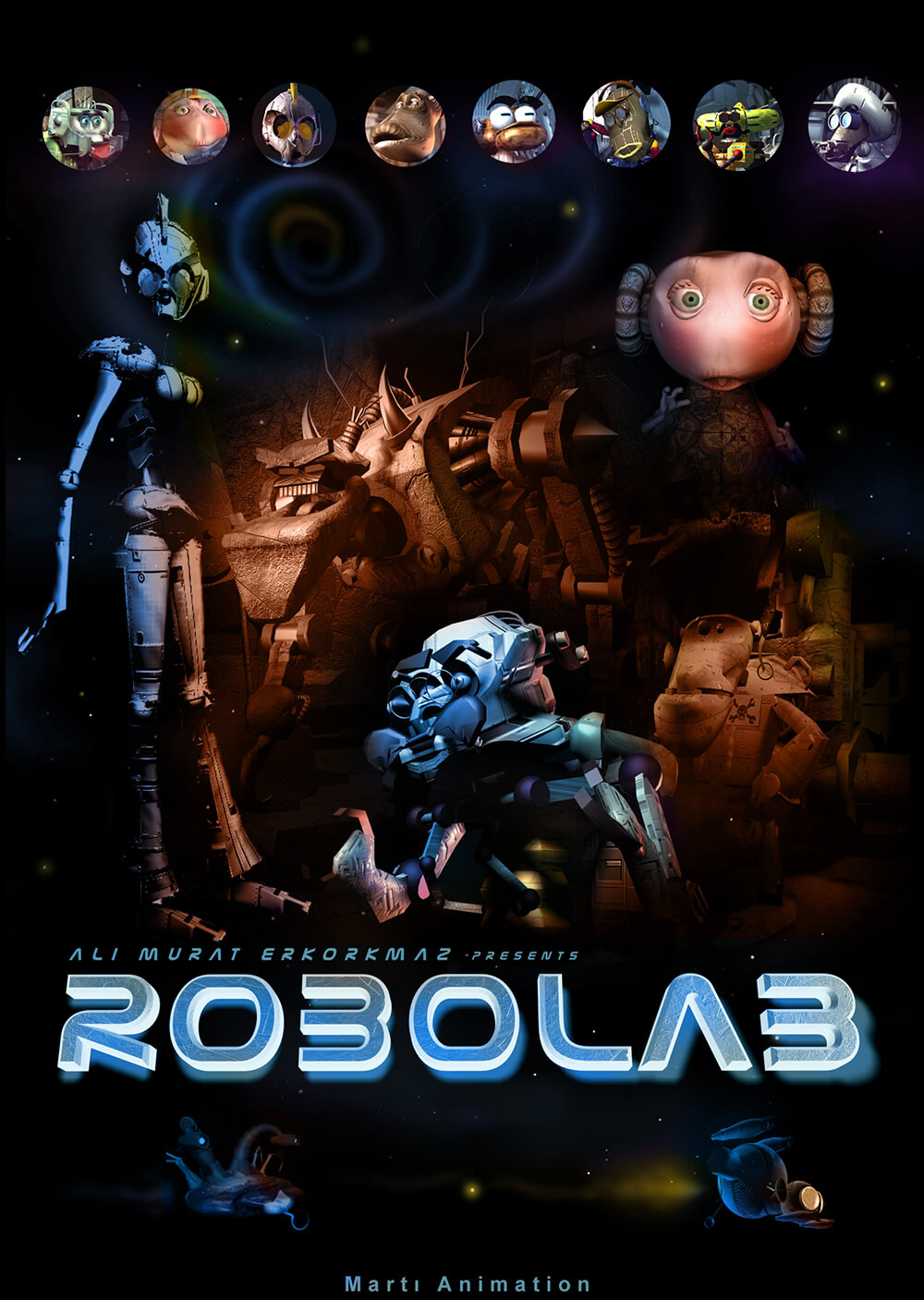 Read more about the article ROBOLABB