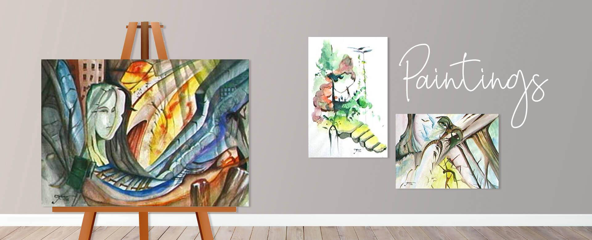 slide-paintings